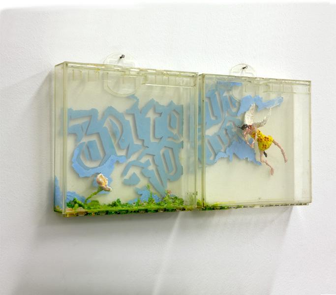 Steffen Lenk | installation shot | Tinderbox
