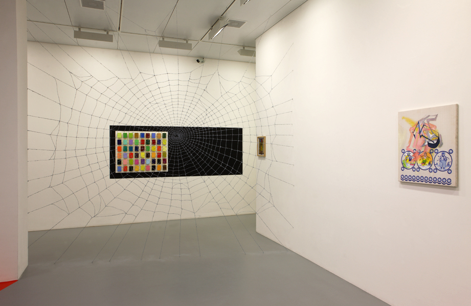 Steffen Lenk | installation shot | Katz Contemporary