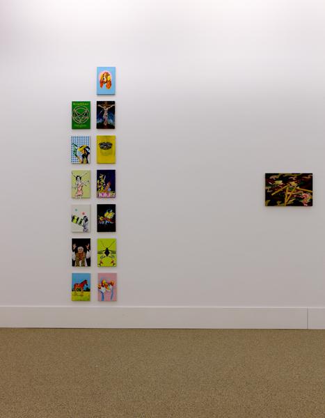 Steffen Lenk | installation shot | Märkisches Museum Witten