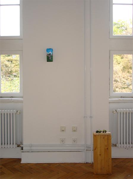 Steffen Lenk | installation shot